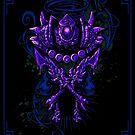 Warcraft Rogue Retro Insignia von Succulent Burger