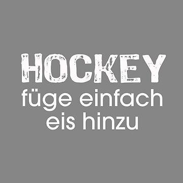 Hockey just add ice german by LGamble12345