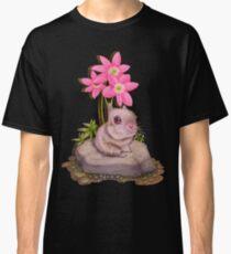 Big Eyed Bunny  Classic T-Shirt