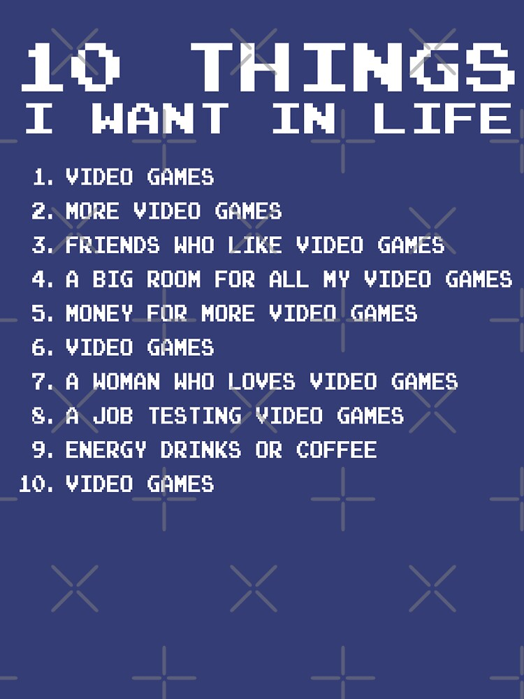 Geekdom - 10 Things I want in life! by ccorkin