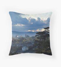 McNeill Bay (2) Throw Pillow