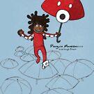 Umbrella Runner by Cory Gerard