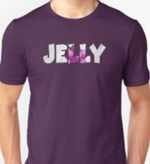 Jelly Fam Basketball Slim Fit T-Shirt