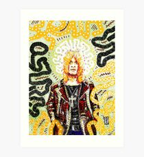 Ozzy Art Print