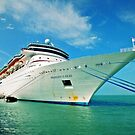 Majesty of the Seas by Ludwig Wagner