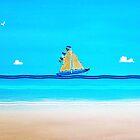 Sonnensegel von WhiteDove Studio kj gordon