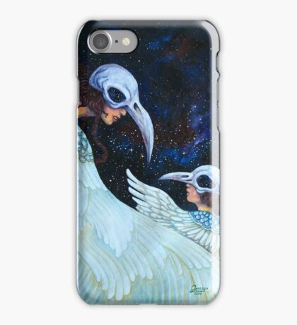 Lullaby of Flight iPhone Case/Skin