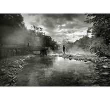 Hotsprings Photographic Print