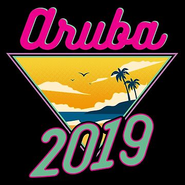 Family Vacation 2019 Aruba by KanigMarketplac