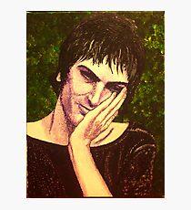Syd Barrett - Garden Photographic Print