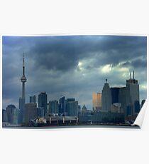 Toronto ..... a growing city... Poster