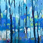 Copy of Woodland, hot colours landscape by Alessandro Andreuccetti