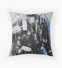 Vietnam Soldier Throw Pillow