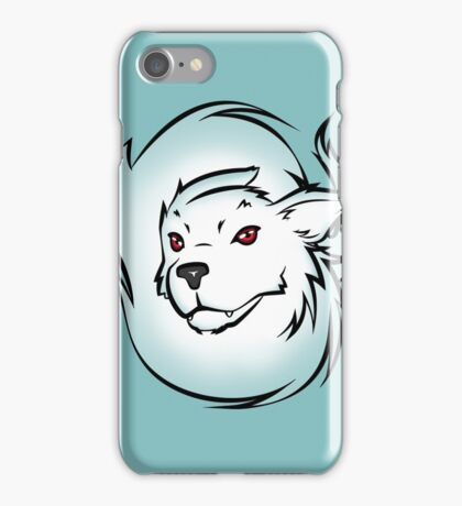 Ghost Wolf iPhone Case/Skin
