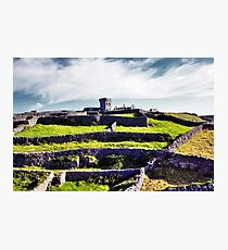The fort on top of the hill Photographic Print