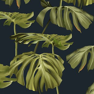 Monstera love 08 von youdesignme