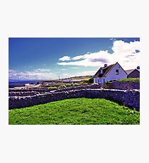 A day in Inis Oirr! Photographic Print