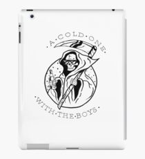 Cold One With The Boys iPad Case/Skin