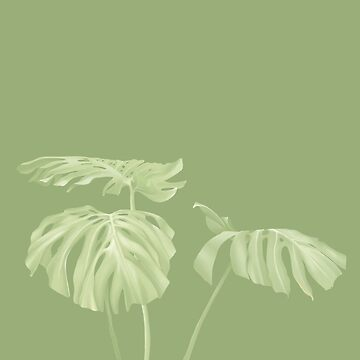 Monstera love 10 von youdesignme