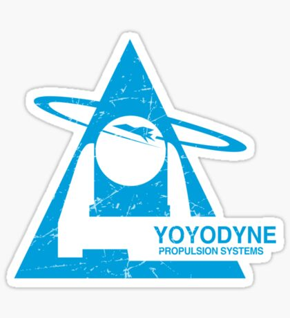 Yoyodyne Propulsion Systems Sticker