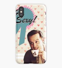 Moriarty Valentine's Day Card iPhone Case