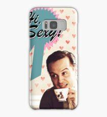 Moriarty Valentine's Day Card Samsung Galaxy Case/Skin