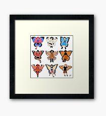 Butterfly Fairies Framed Print