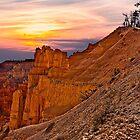 Bryce Sunrise by Nancy Richard