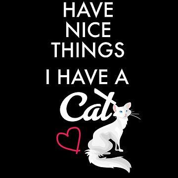 Cat Cats Kitten by yoddel