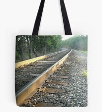 Train! Tote Bag