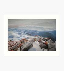 My Mountain Art Print