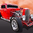 Red Hot 32 by Keith Hawley