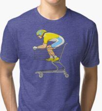 Retail Racer Tri-blend T-Shirt