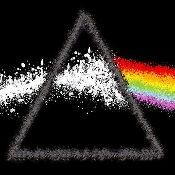 Pink Floyd Dark Side Of The Moon by soitwouldseem