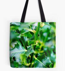 green prickles Tote Bag