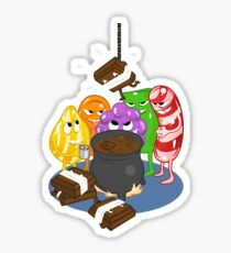 Sweet Revenge - Hot Chocolate Sticker