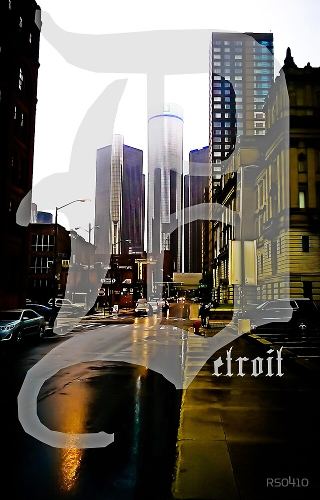 More Detroit by RS0410