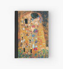 Gustav Klimt - The kiss  Hardcover Journal