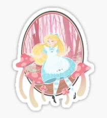 Alice's Wonders Sticker