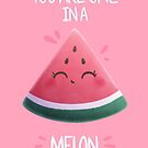 One In A Melon by doodlecarrot