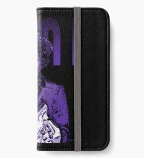Purple Hendrix iPhone Wallet/Case/Skin