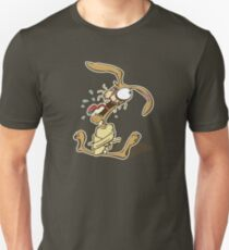 The March Hare Gets Help Unisex T-Shirt