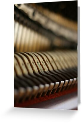 Anatomy of a Piano by Jeffrey Auger