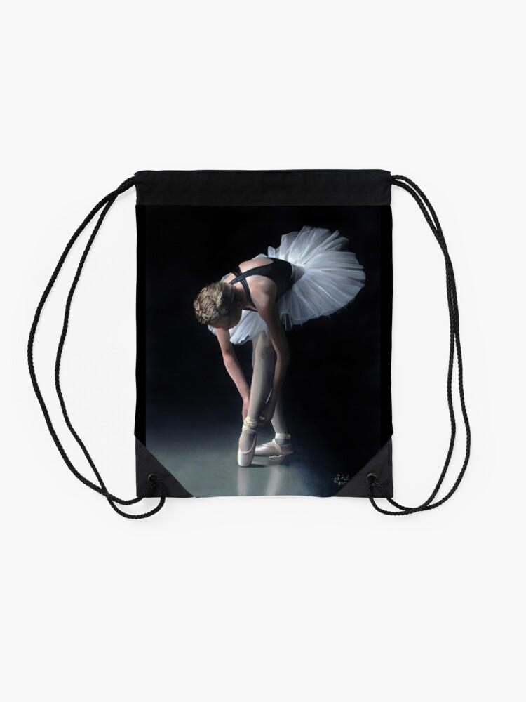 Alternative Ansicht von Ballerina Turnbeutel