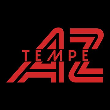Tempe Arizona Souvenirs AZ Retro by fuller-factory