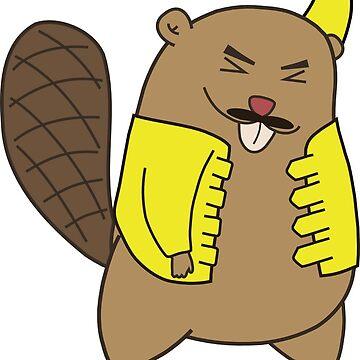 Beavers - Freddie Mercury by -HG-
