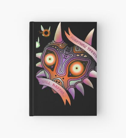TERRIBLE MASK Hardcover Journal