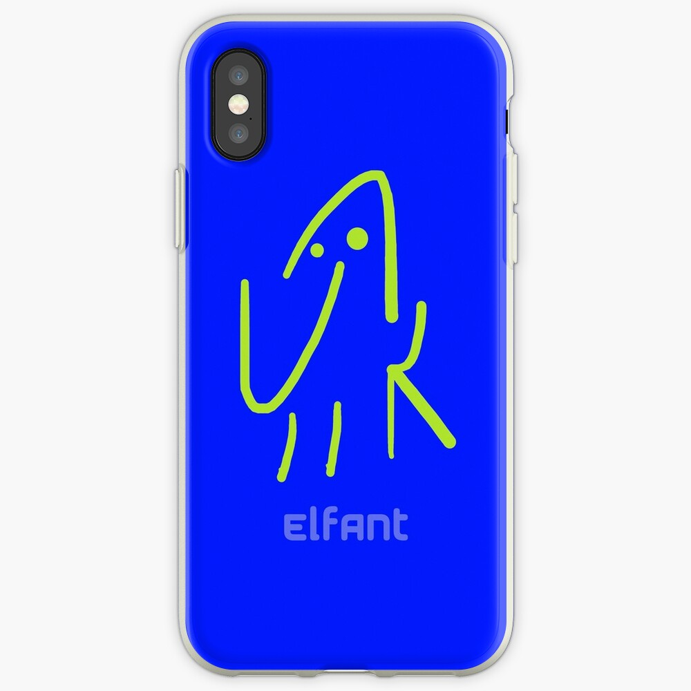 Elfant iPhone-Hülle & Cover