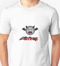 VAMPY BAT BITE ME Unisex T-Shirt