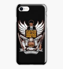 Pulp Heraldry iPhone Case/Skin